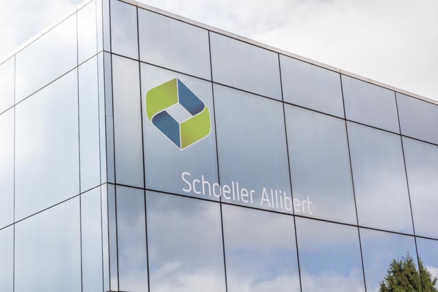 Part of the Schoeller Allibert Group