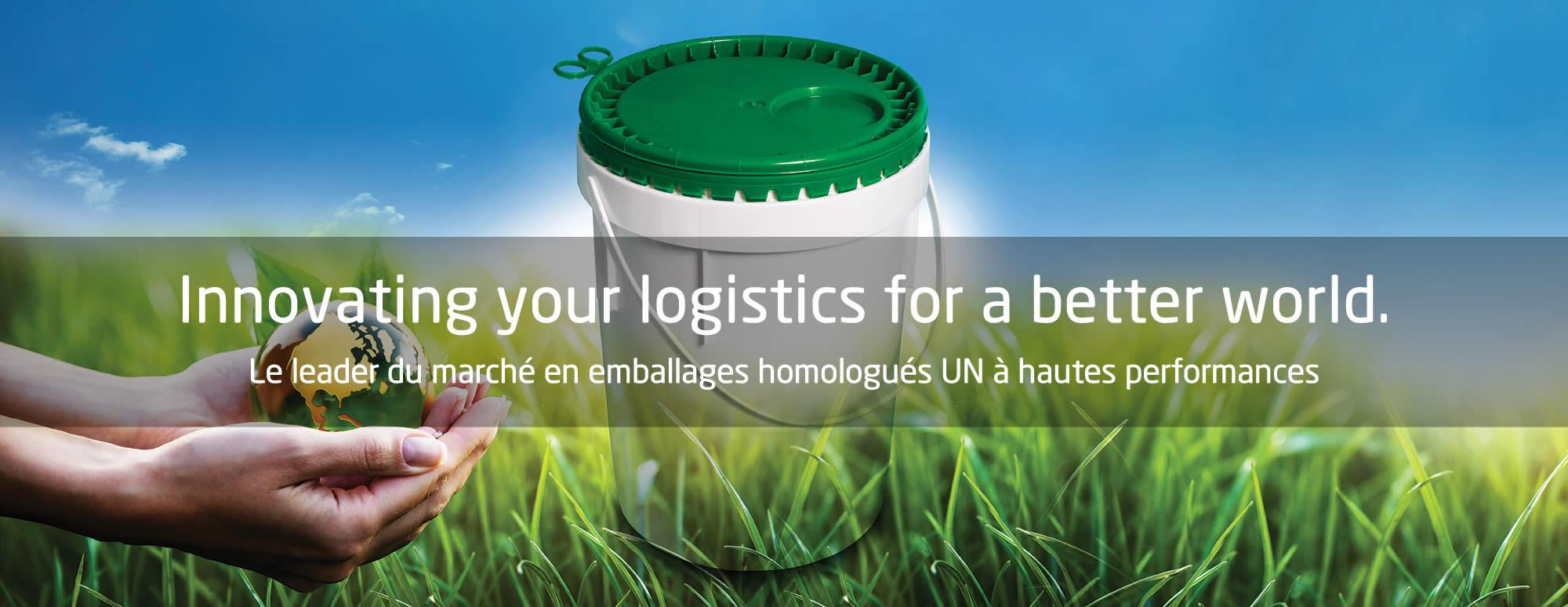 ROPAC® - Le leader du marché en emballages homologués UN à hautes performances