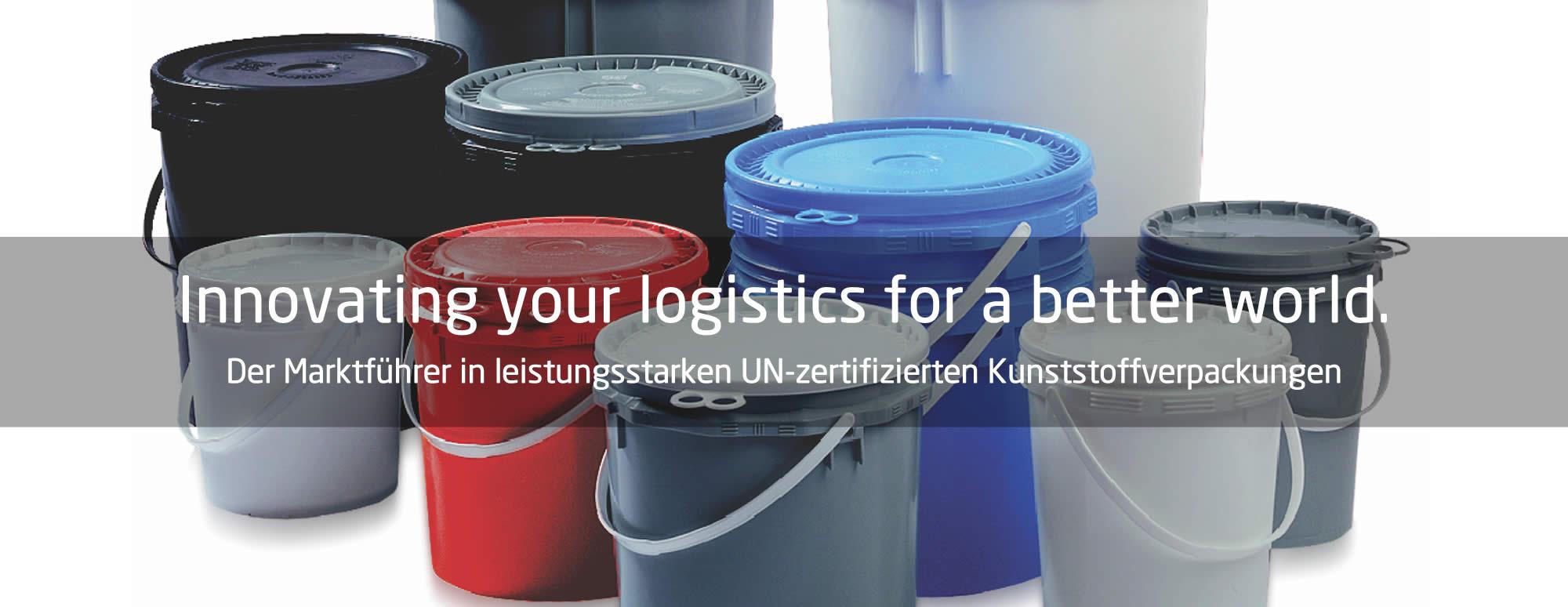 CUN-Behälter für Feststoffe und Flüssigkeiten