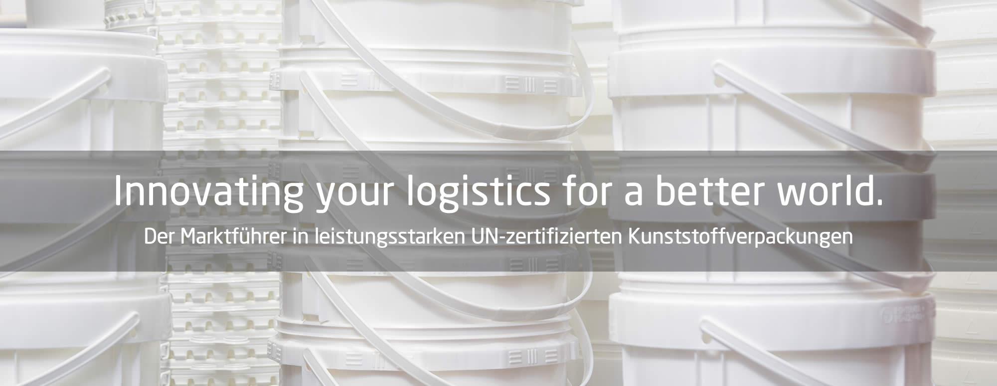 Preisgekrönte UN- Kunststoffverpackungen