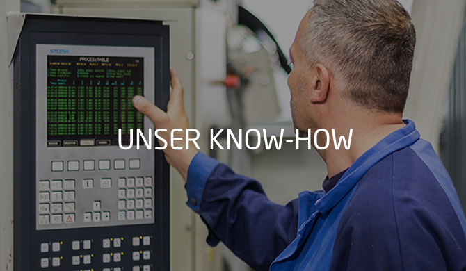 Unsere Know-How